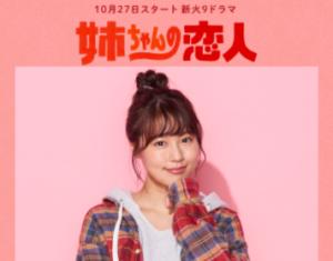 姉ちゃんの恋人-恋愛ドラマ