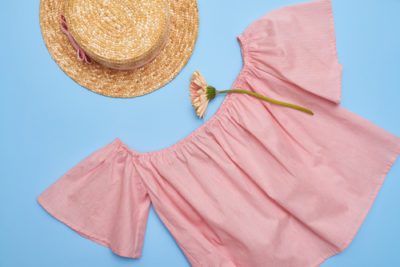 パパ活 夏 服装 ファッション