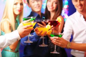 出会い系パーティーの種類とは?