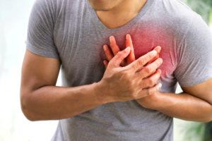 心臓 胸部痛