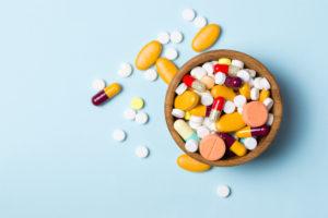 いろいろな薬