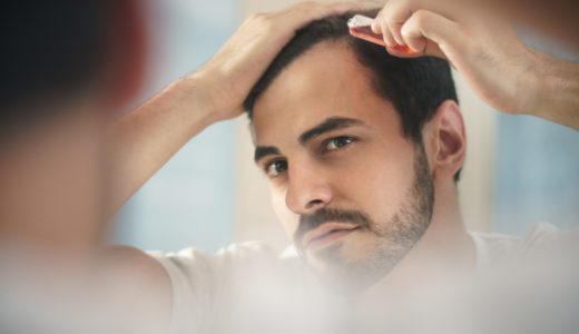 M字ハゲの原因について改善方法や髪型事情について解説