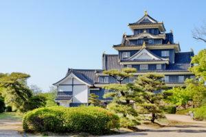 岡山城イメージ