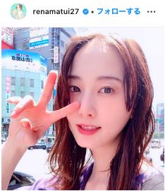 松井玲奈が出演するCM一覧!話題のCMはどれ?