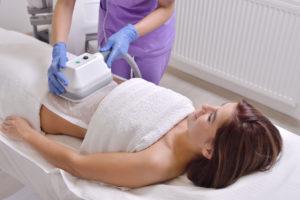 脂肪冷却治療-クールスカルプティング