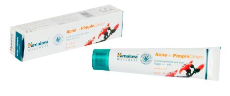 ヒマラヤ社のアクネピンプルクリーム(acne pimplecream)でニキビ予防!クリームの効果や使い方について紹介