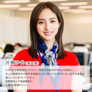 堀田茜-PBS