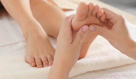 足裏の反射区とは?足つぼマッサージで分かる体の不調や効果について解説