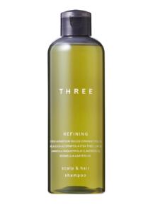 THREE-高級シャンプー