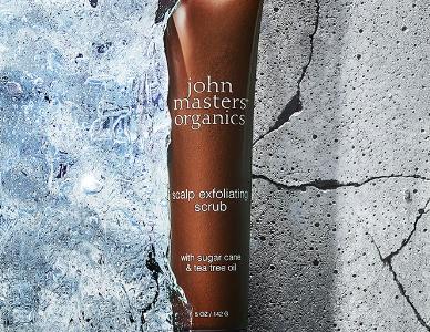 ジョンマスターオーガニックから2020年7月9日に発売!S&TスキャルプEスクラブについて成分や使い方、口コミなど解説