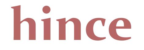【2021年】ヒンス(hince)福袋情報!予約・購入方法や中身ネタバレも紹介